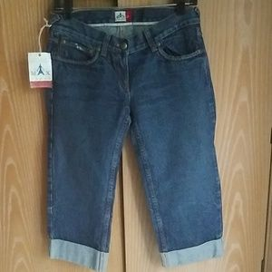 Max Jeans cuffed, NWT sizes 25, 29